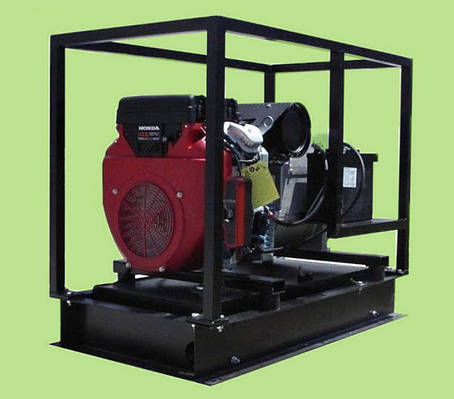 Бензиновый генератор AGT 16003 HSBE R39