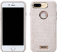 Чехол-накладка Remax Maso Series for iPhone 7 Plus White