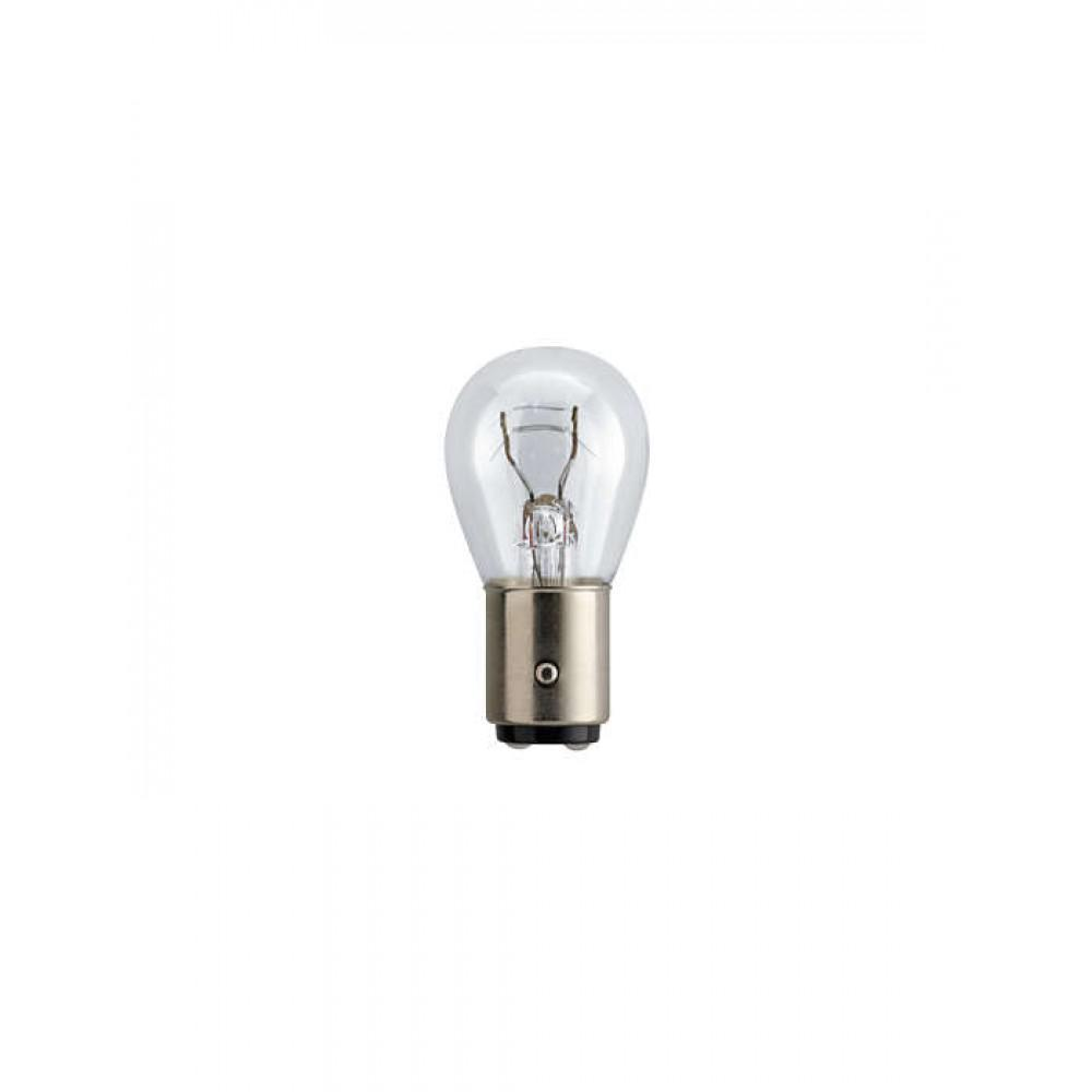 Лампа накаливания Philips P21/5W VisionPlus, 2шт/блистер 12499VPB2