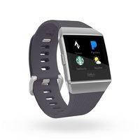 Смарт-часы Fitbit Ionic Silver Gray/Blue Gray One Size (FB503WTGY)