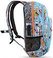 Женский рюкзак для города с принтом Dakine Eve 28L Rogue 610934829112 голубой , фото 2