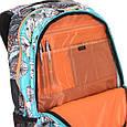 Женский рюкзак для города с принтом Dakine Eve 28L Rogue 610934829112 голубой , фото 5