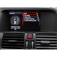 Мультимедийный видео интерфейс Gazer VI700A-SNS5 (Volvo)