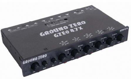 Процесоры Ground Zero GZEQ 4.7X