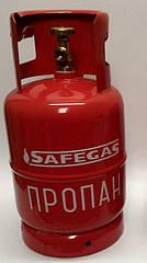 Газовый баллон металл Safegas 7,3л
