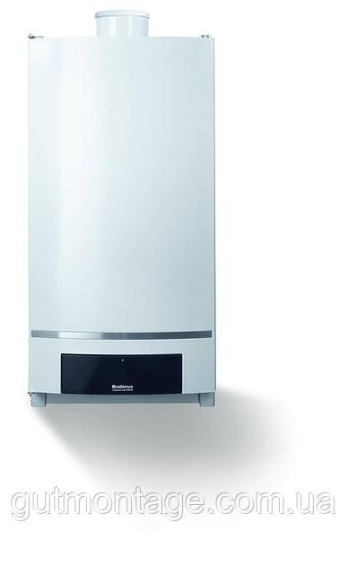 Конденсационный газовый котел отопления Logamax plus GB112-43 кВт