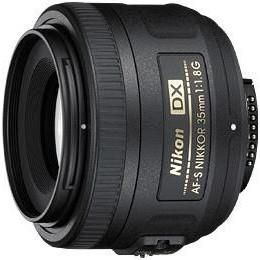 Широкоугольный объектив Nikon AF-S DX Nikkor 35mm f/1.8G