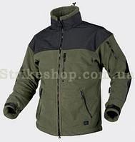Куртка флісова Classic Army Helikon-Tex Olive/Black