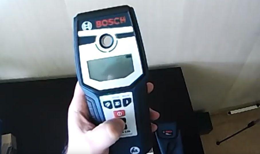 Детектор Bosch GMS 120 Prof (0601081000)
