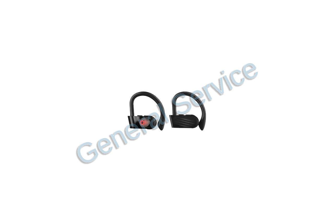 a9b6ab4a2943 Наушники Bluetooth Hoco - ES12 Black - Интернет магазин General Service.  Товары для жизни,