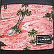 Компактный мужской городской рюкзак с принтом Dakine Contour 21L Aloha 610934842180 серый, фото 5