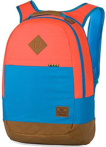 Яркий мужской рюкзак для города Dakine Contour 21L Offshore 610934842241 голубой