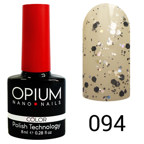 Гель-лак Opium №094, 8 мл