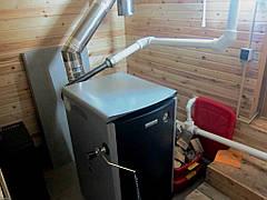 Паровое отопление частного дома