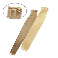 Волосы на трессах «Гладкий шелк»