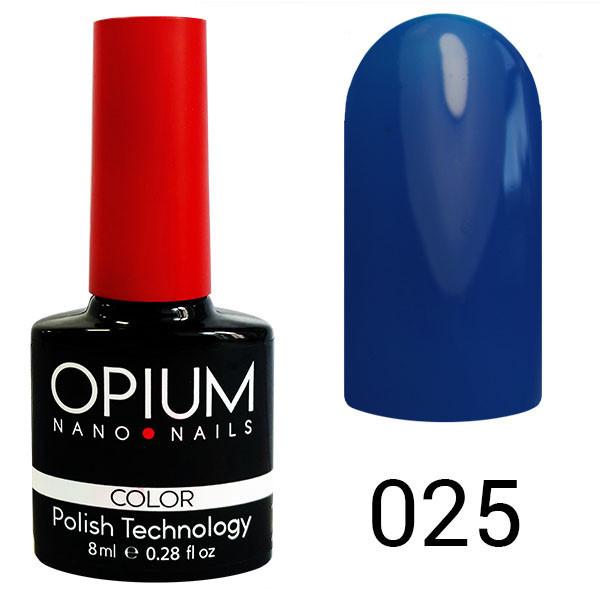 Гель-лак Opium №025, 8 мл