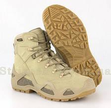 Тактичні черевики Lowa Z-6S GTX