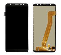 Дисплей (экран) для Leagoo M9 с сенсором (тачскрином) черный