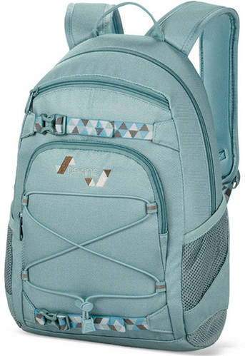 Женский рюкзак для города Dakine Girls Grom 13L Mineral Blue 610934861778 голубой