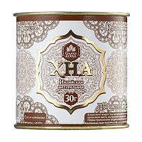 Хна Grand Henna для биотату светло-коричневая (с кокосовым маслом) 60г