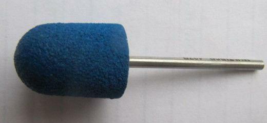 Насадка для педикюра Композит  (синяя ) 150 грит