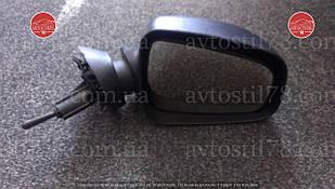 Зеркала наружные Renault Logan YH-3394 черные механические