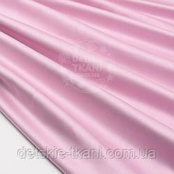 Сатин, цвет розово-лиловый, ширина 240 см (№1532)