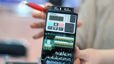 Преобразователь частоты Hitachi WL200-055HF