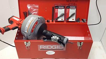 Прочистная машина барабанного типа RIDGID K-45 AF