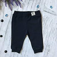 Штаны для мальчика Breeze 13. Размер 74, 80, 86, 92, 98. Цвет синий, серый, фото 1