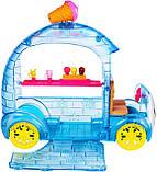 Enchantimals Игровой набор Фургончик мороженого Прины Пингвины, фото 6