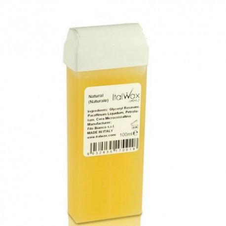 Воск для депиляции Ital Wax Haтypaльный 100 мл