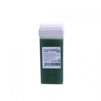 Воск для депиляции Ital Wax Хлорофилл, 100 мл