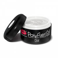 Полигель PNB PolyFlexGel Clear (прозрачный), 15 мл