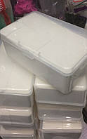 Салфетки безворсовые в контейнере 900шт.