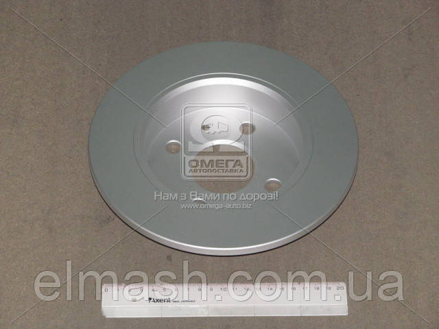 Тормозной диск задний OPEL ASTRA G(пр-во Bosch)