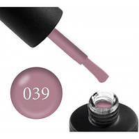 Гель лак COUTURE Colour № 039, 9 мл