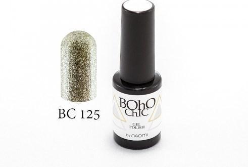 Гель-лак для ногтей Naomi Boho Chic № 125