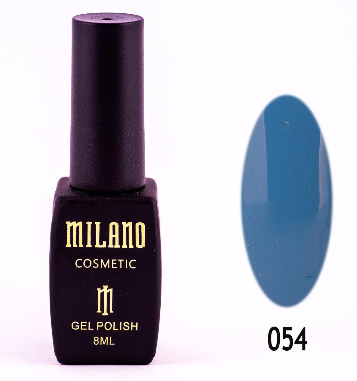 Гель лак MILANO 054, 8 мл