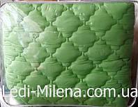 Теплое зимнее полуторное бамбуковое одеяло микрофибра, фото 1