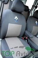 KsuStyle Чехлы на сиденья Renault Logan MCV (5 мест) деленная 2004-2013
