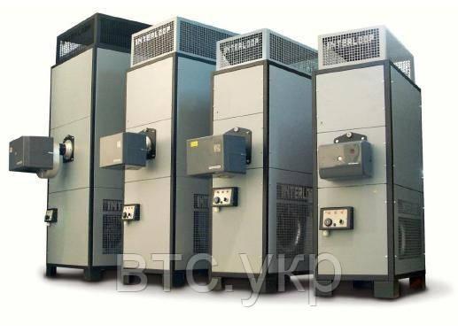 Отопление на Отработанном Масле 200 кВт