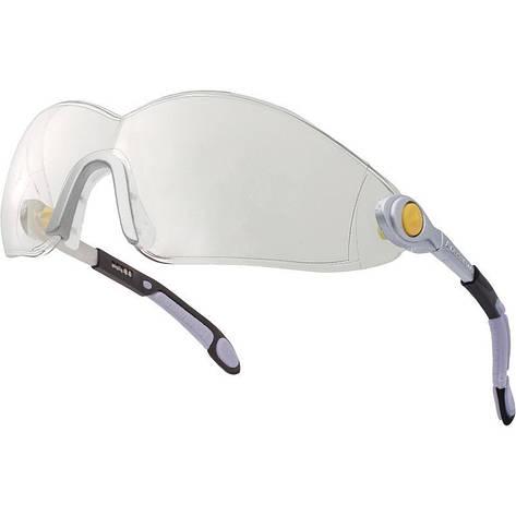 Очки защитные VULCANO2 PLUS CLEAR, фото 2