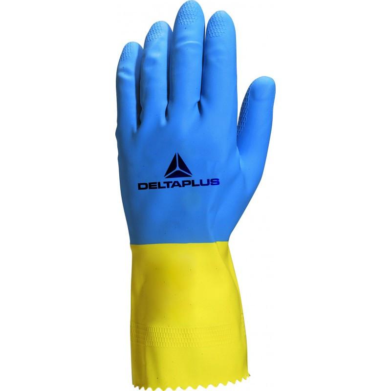 Перчатки латексные DUOCOLOR 330
