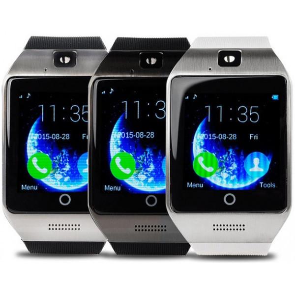 Часы Smart Watch Q18 Gsm/Bluetooth/камера, цв. экран, акселерометр, ан