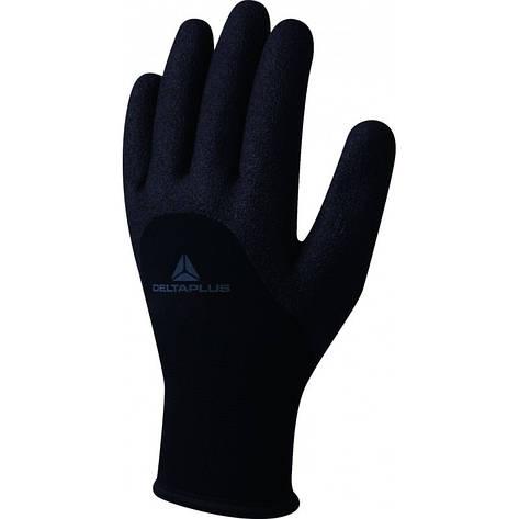Перчатки утеплённые c нитрильным покрытием HERCULE, фото 2