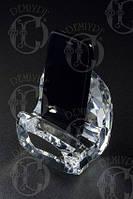 Подставка из стекла для мобильного телефона