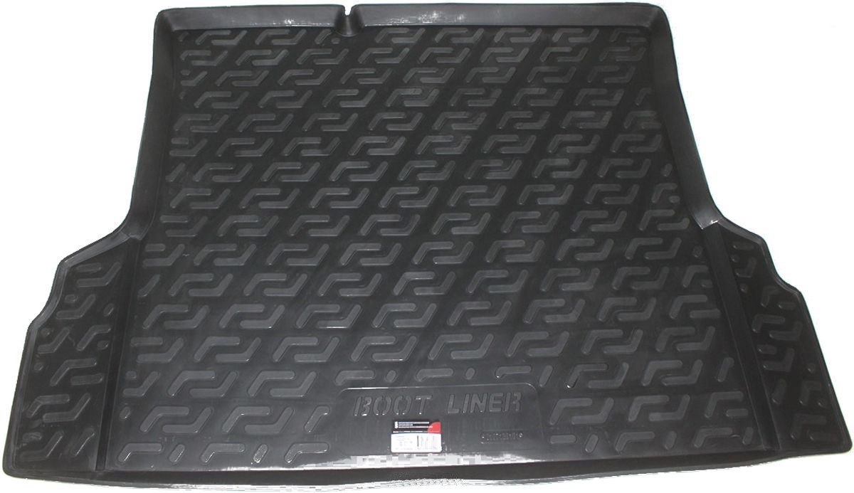 Коврик в багажник для Chevrolet Cobalt SD (12-) полиуретановый 107130101