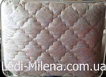 Теплое зимнее двухспальное бамбуковое одеяло микрофибра