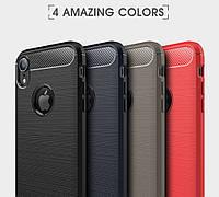 TPU чехол накладка Urban для  Apple iPhone XR (4 цвета)